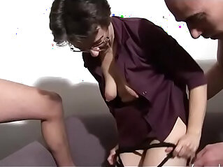 French amateur porn exhibition