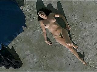 Luisa Ranieri Nude in Eros