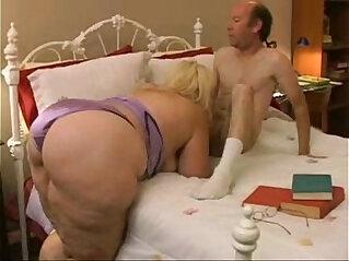 bbw monique in bed