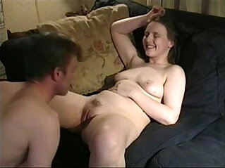 Amateur on Couch
