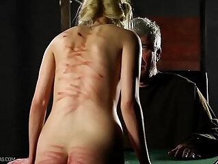 The Girl Love Skinny blonde milf gets in trouble