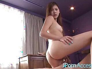 Nishiyama Nozomi Sexy Japanese Girl in a Hardcore gonzo Scene
