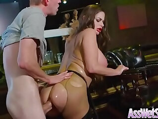 Cathy Heaven Horny Girl playing With Oiled Ass Get It Hard In Her Behind clip