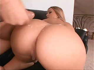 Alexis Texas hot american blonde babe with bit butt pussy fucked