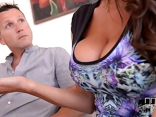 Threesome Therapy Busty Goddess Sensual Jane Fucked By Doctor And Husband
