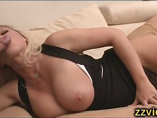 Really hot MILF Devon Lee and big cock