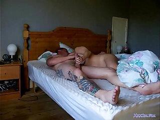 Nasty milf fucking her boyfriend