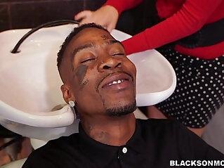 Black Dick Fantasy at work
