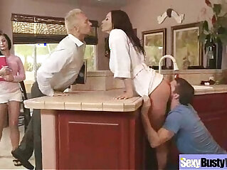 Sex Tape for money With Big Juggs Nasty Wife 30