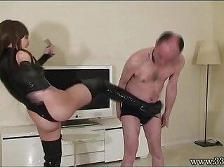 Japanese Mistress LUM FemDom Fight