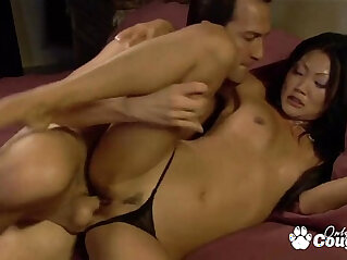 Sweet Asian MILF Lucy Lee Takes A Big Facial