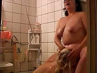 Moms and daughter Hot Lesbians