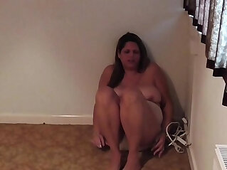 aunty degraded beyond belief for peeing on the floor by sadistic nephew