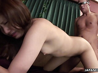 Asian cuttie has a sixty nine and a fuck