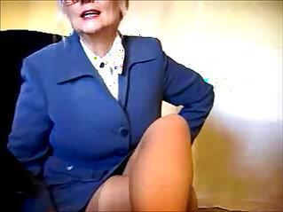 Upskirt school teacher big clit