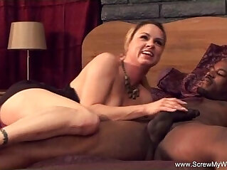 White Swinger Wife Interracial Cheating