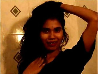 Mai Hairy college Girl In Shower