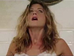 Jennifer Aniston Bruce Almighty Bathroom Orgasm