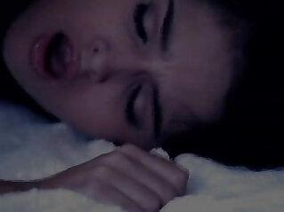 Selena gomez gets finger fucked on real good