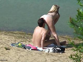 Beach spy cam action revealed